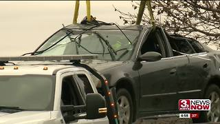 Two dead after vehicle ends up in Lake Manawa - Video