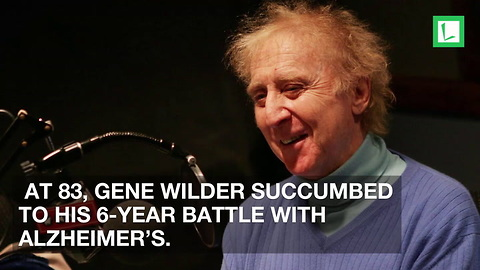 Gene Wilder's Widow Reveals Gene's Final 3 Words to Her Just Before He Died