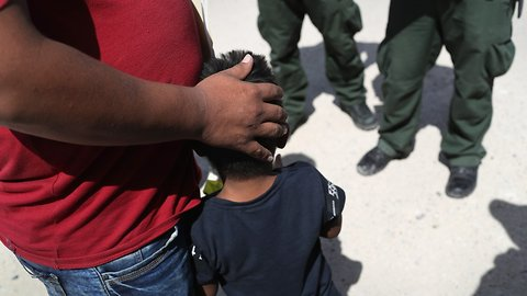 Kids Separated From Parents At The Border Could Be Put Up For Adoption