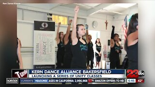 Kern Dance Alliance launches series of unity classes