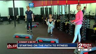 Commit 2 Be Fit: Starting on the Path to Fitness - Video
