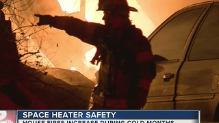 Space Heater Safety A Concern This Time Of Year - Video