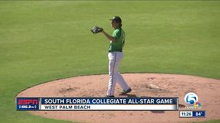 South Florida Collegiate All-Star Game - Video