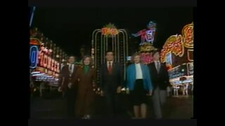 Anchor commercial for Channel 13 in 1980s