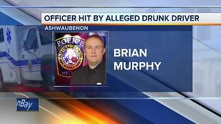 Ashwaubenon Public Safety receives outpouring of community support after officer injured on highway - Video