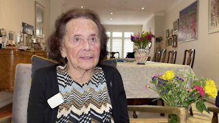 97-Year-Old Reflects On Surviving The Holocaust And COVID-19