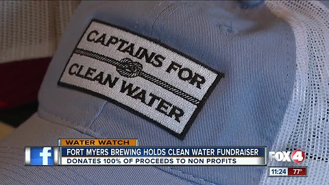 Fort Myers brewing holds clean water fundraiser