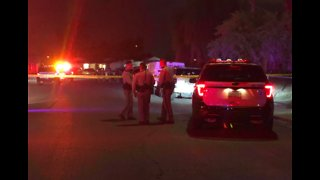 Homicide investigation underway in northeast Las Vegas
