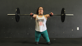Limbless CrossFitter Has No Limits: BORN DIFFERENT - Video