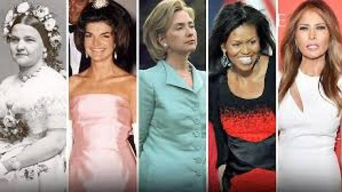 On First Ladies