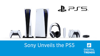 Watch Sony's PS5 Reveal in Six Minutes