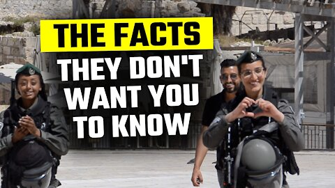 This is the ONLY Israel-Palestine video YOU NEED TO WATCH today