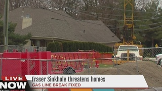 Questions surround inspections of pipe that led to sinkhole - Video