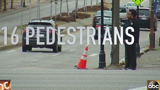 Pedestrian safety: Who is most at risk? - Video