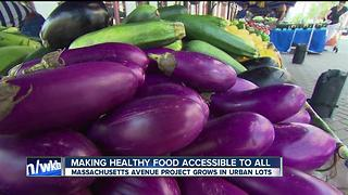 Addressing food insecurity with a mobile market - Video
