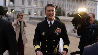 The Pentagon Is Investigating White House Doctor Ronny Jackson