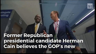 Herman Cain Gives Six Reasons GOP's New Tax Bill Will Help Americans - Video