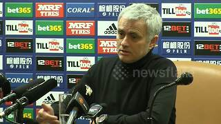 Mourinho says United will fight until the end for title - Video
