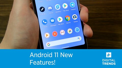 Android 11 New Features!