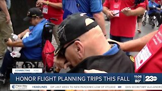 Honor Flight preparing to take off again this fall