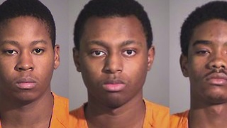 Trio accused of robbing Indy Family Dollar store