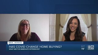 Has COVID-19 changed home buying?