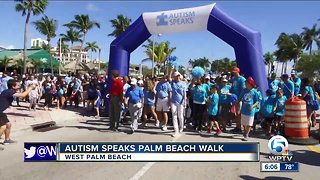 Autism Speaks Palm Beach walk held in West Palm Beach