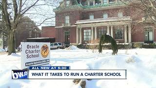 What it takes to run a charter school - Video