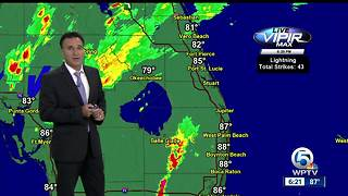 South Florida weather 9/3/17 - 6pm report