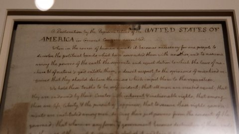 Facebook Sorry For Flagging Declaration Of Independence As Hate Speech