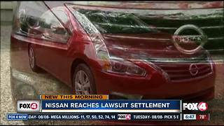 Nissan owners could  get $500 in settlement money - Video