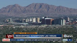 Dowtown Las Vegas going through a revival - Video