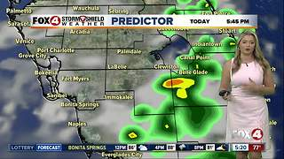 FORECAST: Hot & humid with more storms - Video