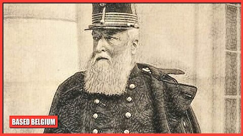King Leopold II' The Great, King of Belgium, King of the Begian Nation, High King of the Belgians