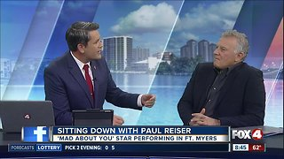 Sitting down with Paul Reiser