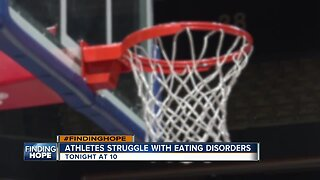 FINDING HOPE: Athletes struggle with eating disorders