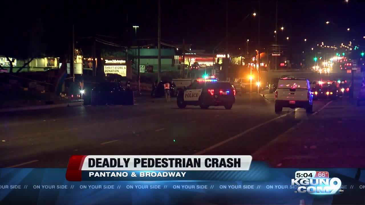 Woman dies after being hit by a vehicle on the eastside