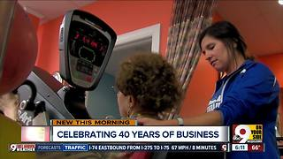 Cincinnati's first independent physical therapy group celebrates its 40th birthday
