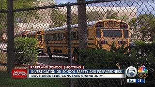 Investigation on school safety and preparedness in Palm Beach County - Video