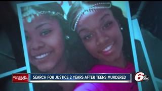 Families search for justice two years after teens were murdered - Video