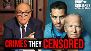 CENSORED: Here Are The Crimes They Are Hiding From You | Rudy Giuliani | Ep. 82