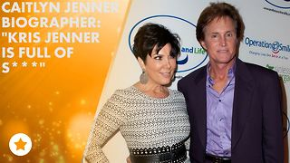 Caitlyn's co-writer slams Kris Jenner on TV - Video