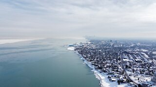 The winter of chicago