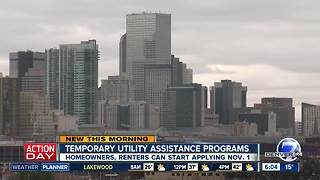 State, Denver offer utility assistance to families in need - Video