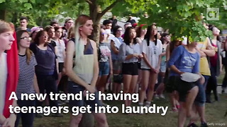 Alert: A Dangerous Fad Is Hitting Teenagers - Video