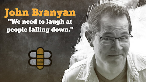 Rejected By David Letterman, Accepted By Christ: The John Branyan Interview