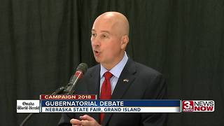 Ricketts, Krist give closing statements