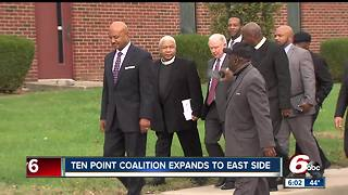 Indianapolis Ten Point Coalition expands to the far east side