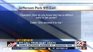 911 call from baby death in Jefferson Park - Video