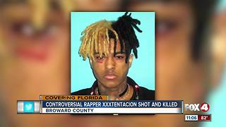 Deputies search for suspects in rapper XXXTentacion slaying - Video